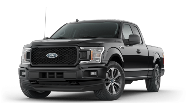 New 2020 Ford F-150 STX Truck SuperCab Styleside For Sale in Zelienople PA